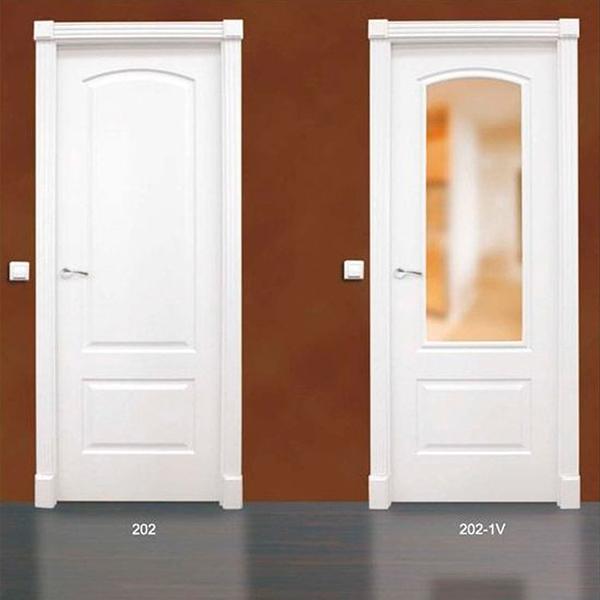 Modelo 202 Puerta lacada de calidad estándar en Madrid