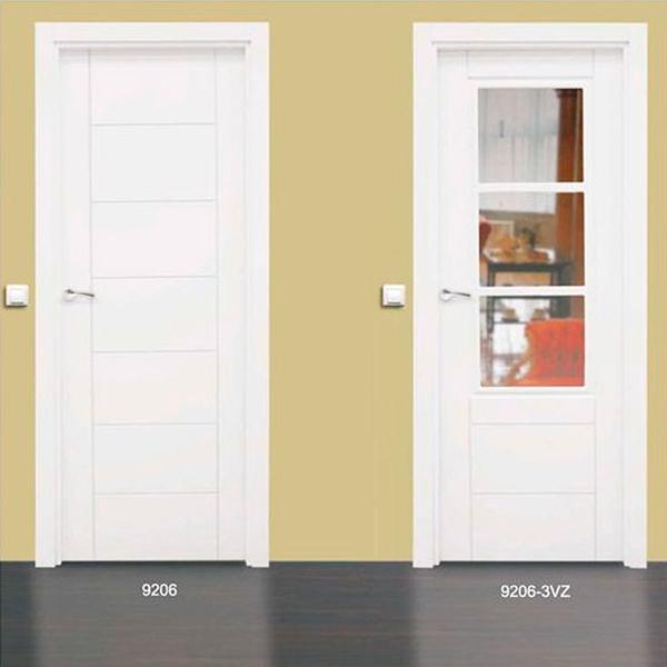 Modelo 9206 Puerta lacada de calidad estándar en Madrid