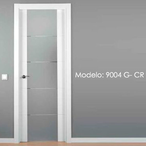 Modelo 9004 Puerta lacada de calidad PREMIUM en Madrid