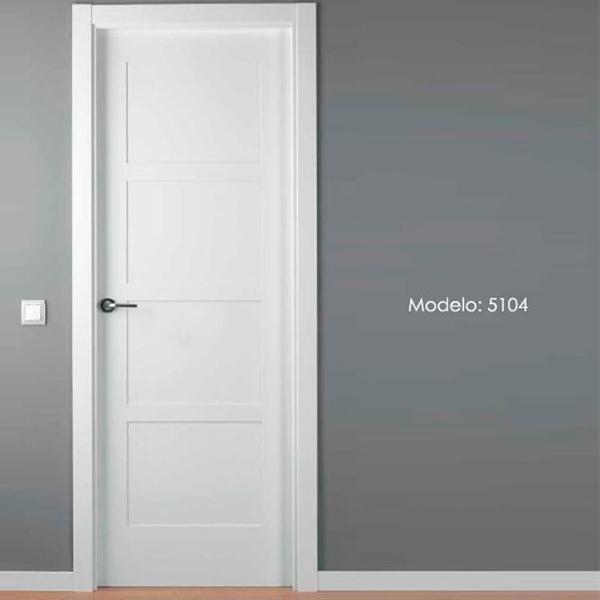 Puerta lacada de calidad PREMIUM en Madrid