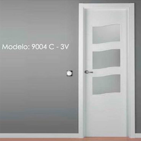 Modelo 9004C Puerta lacada de calidad PREMIUM en Madrid