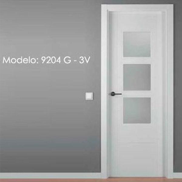 Modelo 9204 Puerta lacada de calidad PREMIUM en Madrid