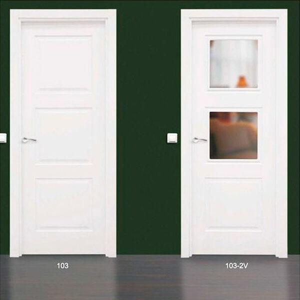 Modelo 103 Puerta lacada de calidad PREMIUM en Madrid