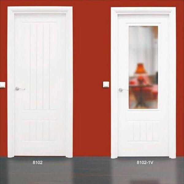 Modelo 8102 Puerta lacada de calidad PREMIUM en Madrid