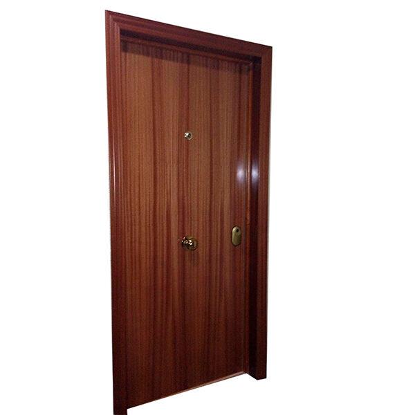 Puerta blindada 16 pt Cerco Directo Sapely/Sapely Instalada